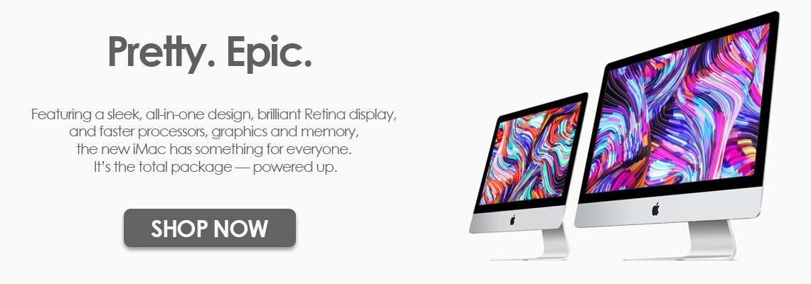 New iMac available from Academia | Shop Now