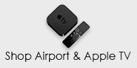 Shop Airport & Apple TV
